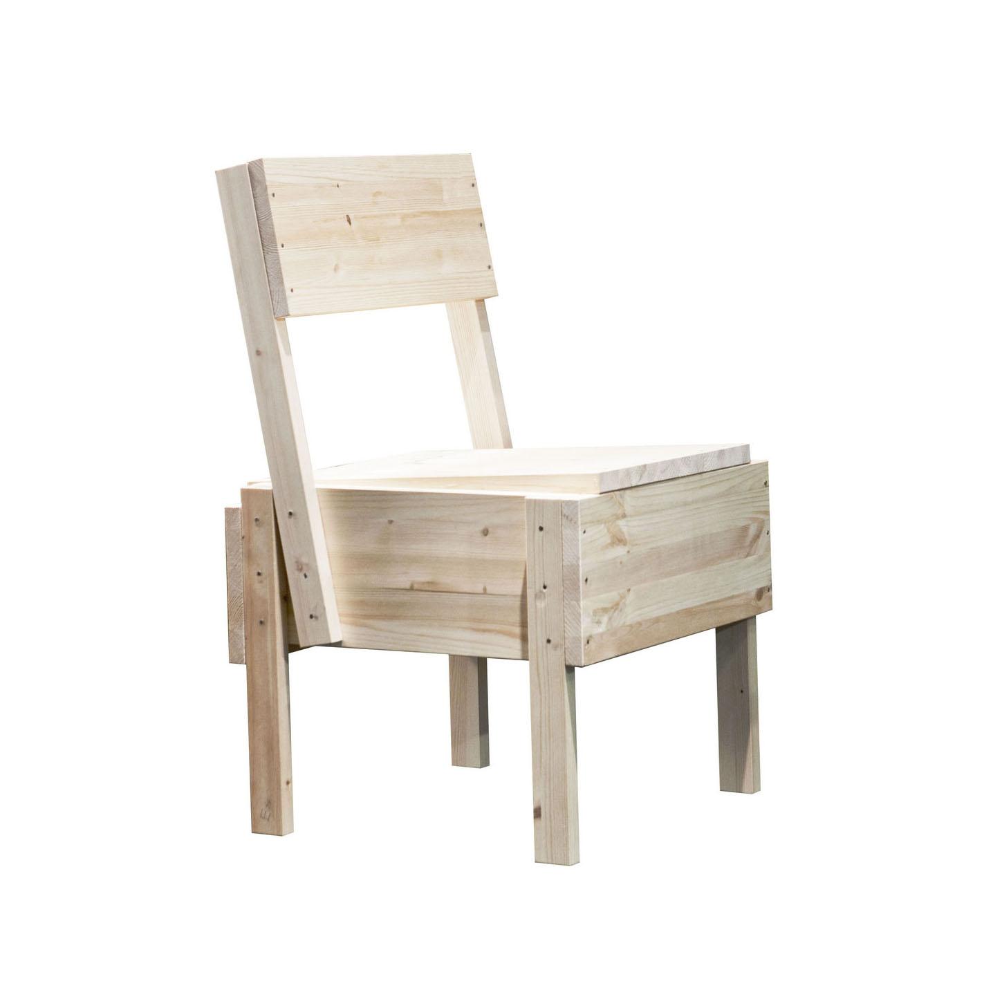 Hazlo tú mismo, la auto construcción de Enzo Mari como método para diseñar los muebles de hoy. Curaduría: Enrico Delitala, Tommaso Cigarini y Miriam Saavedra, con la participación de Alejandro Muro y estudiantes Sencio