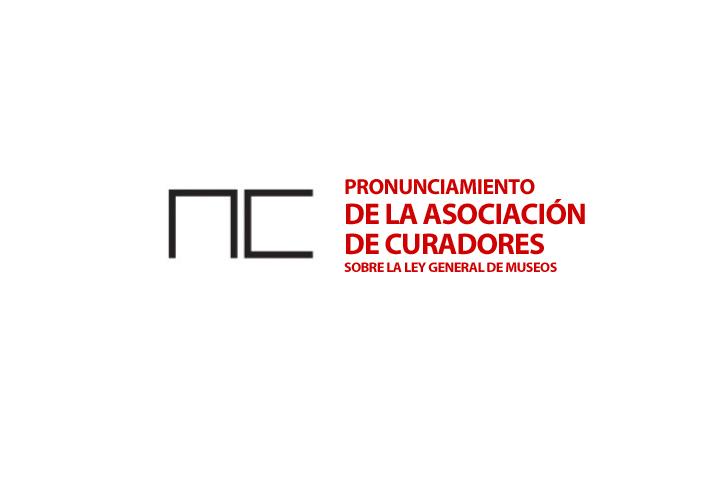 Pronunciamiento de la Asociación de Curadores del Perú sobre la Ley General de Museos