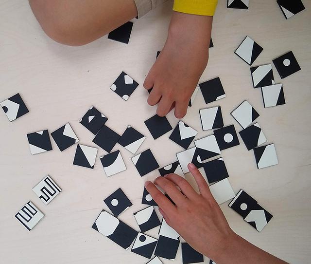 Modelos para descomponer y componer. Individual de Lizi Sánchez.  Curaduría: Luisa Fernanda Lindo.