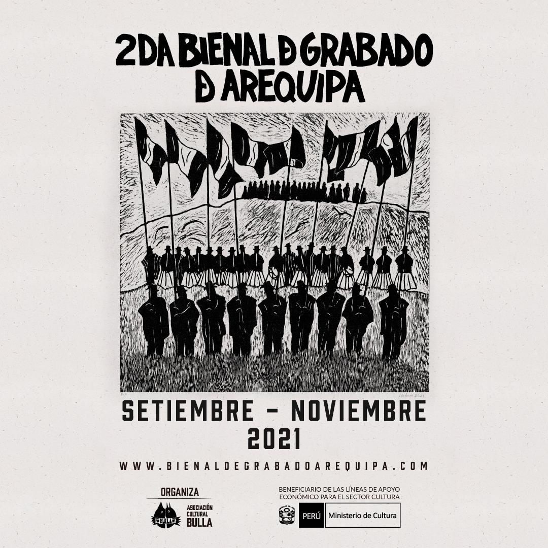 2da Bienal de Grabado de Arequipa